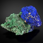 Azurit Malachit, Silver Bell Mine
