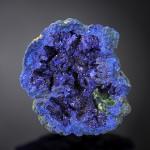 Azurit, Blue Ball Mine Pinal Mtns.